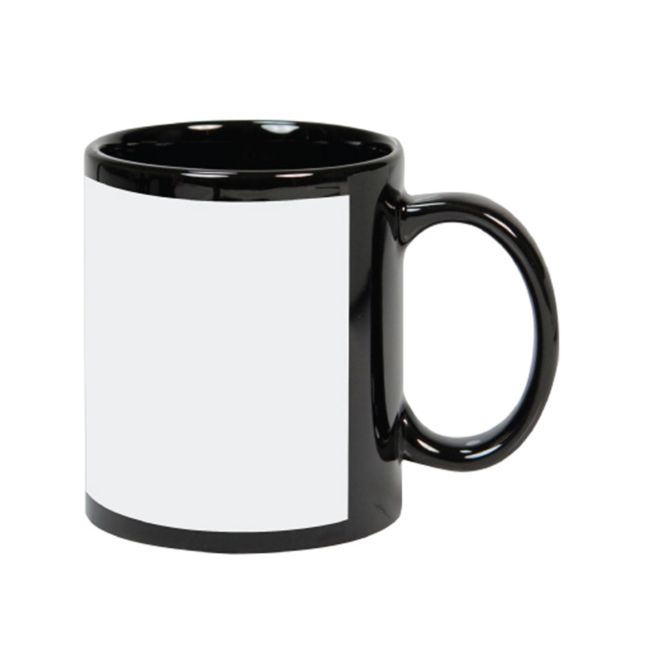 Sublimation Mugs Black Color - PrintX | Products And